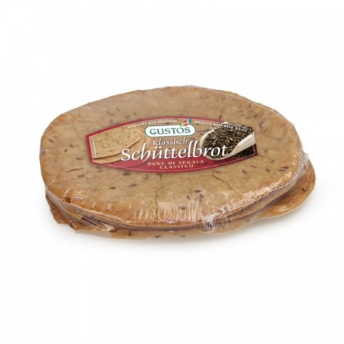 Traditionelles Schüttelbrot