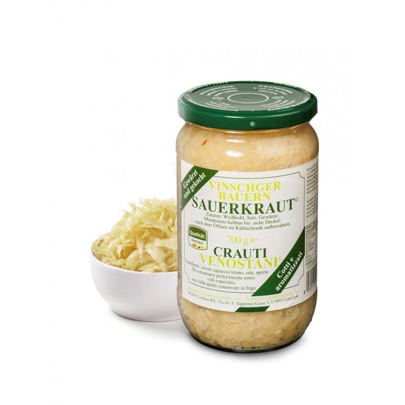 Vinschgauer Sauerkraut