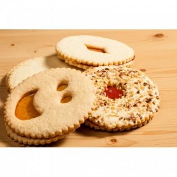 Spitzbuben, die lachenden Kekse