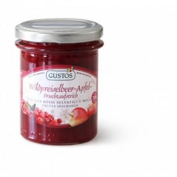 Heidelbeer-Apfel-Marmelade