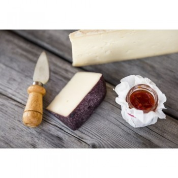 Schmackhafte Senfsoße zum Käse
