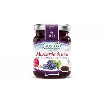 Weintrauben-Senfsoße