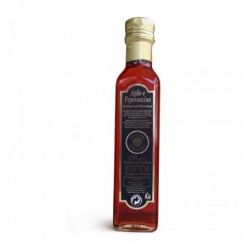 Olivenöl Extra Vergine Knoblauch/Chili-Aroma