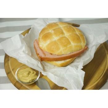 Leberkäse im Brot