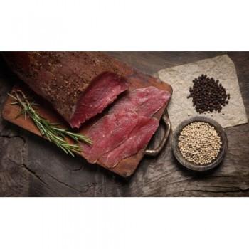 Carne Salada - Rindfleisch Carpaccio