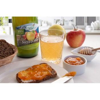 Vitaminreicher Apfelsaft