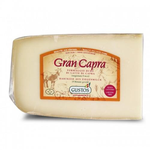 Ziegenkäse Gran Capra