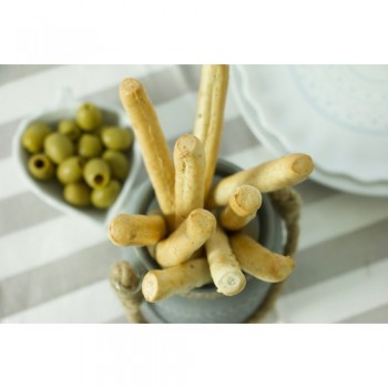 Schüttelbrot-Grissini anstatt dem Brot