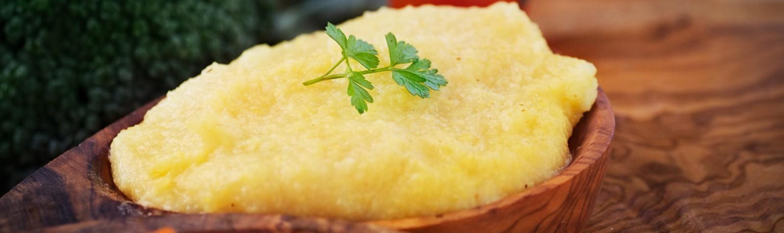 Polenta, das uralte Gericht aus Maismehl