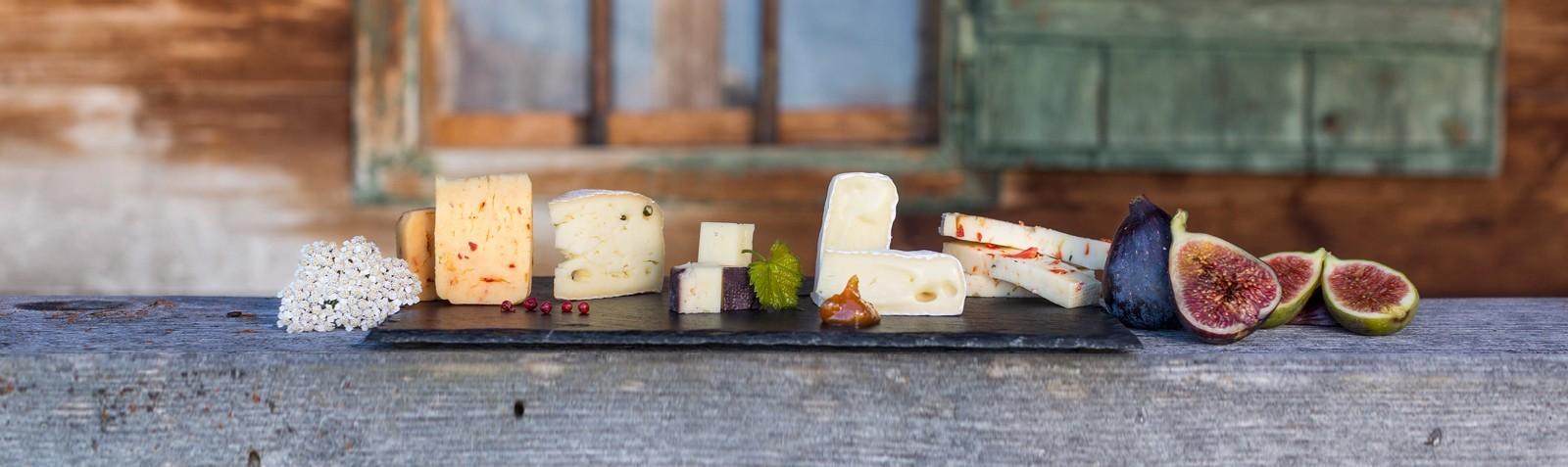 Südtiroler Käse