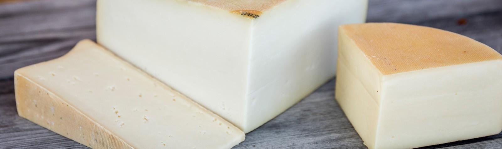 Südtiroler Käse - einzigartig, aromatisch und laktosefrei