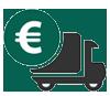 Kostenloser Versand für Bestellungen von mindestens 60 €